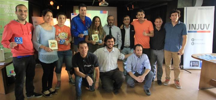 Jóvenes emprendimiento Chile