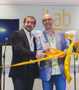 Gastón Douek y Carlos Ibáñez