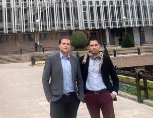 José Luis García y Alejandro González
