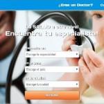 Con DoctorAPP obtienes citas médicas con especialistas a un clic de distancia