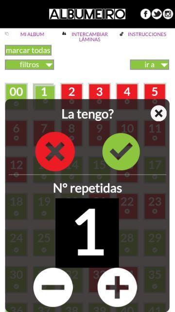 Albumeiro app2