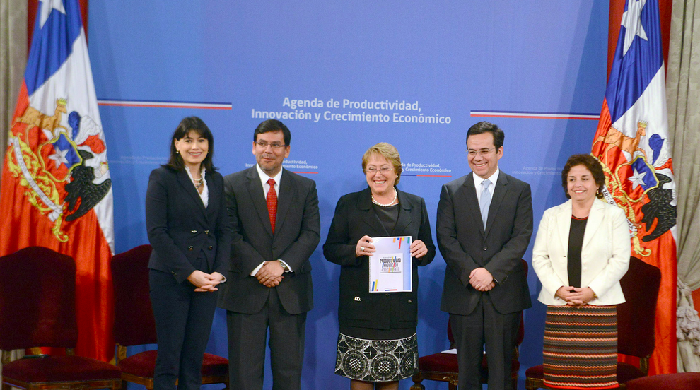 Chile presentó las claves de su agenda de innovación