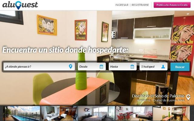 aluGuest web