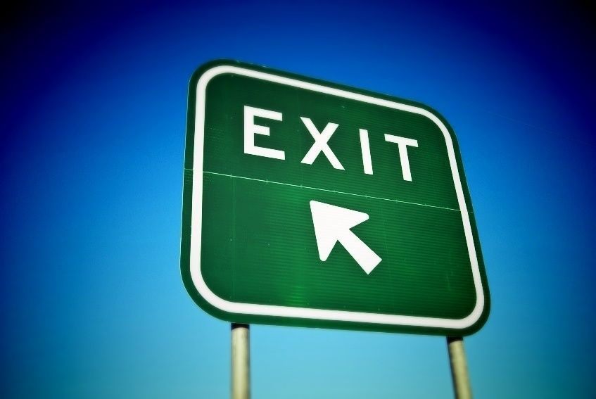 exit (1)