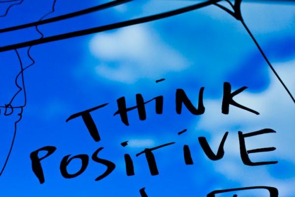 Think postive