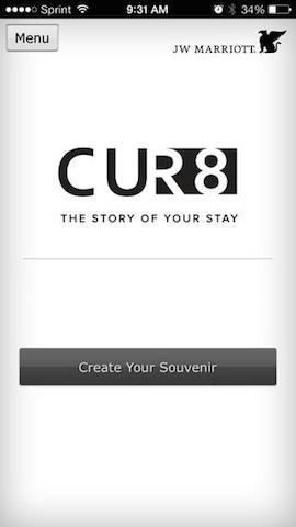 cur8 screenshot