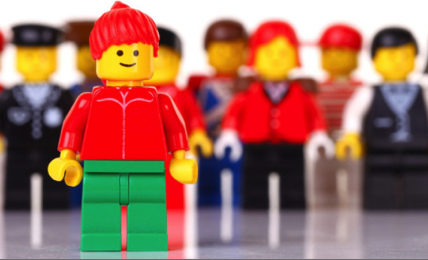 LEGO-Team-building
