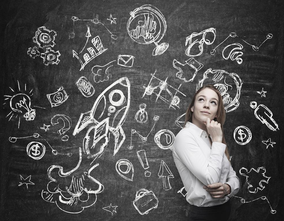 Mujeres emprendimiento negocio