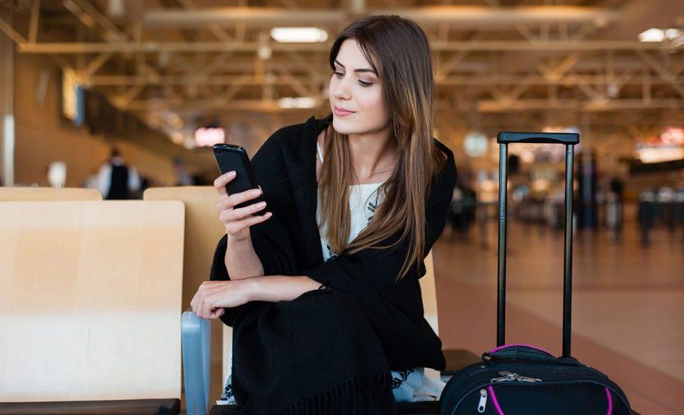 Vuelos - dispositivos móviles