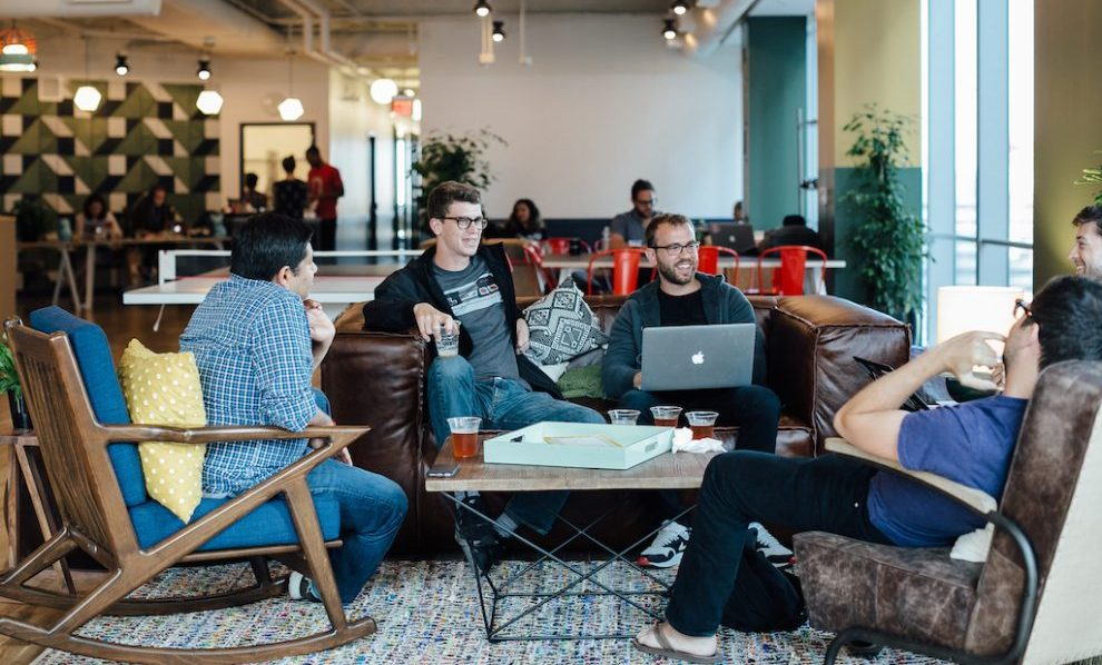 WeWork - coworking