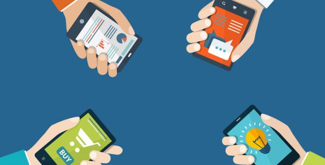 publicidad digital - móvil