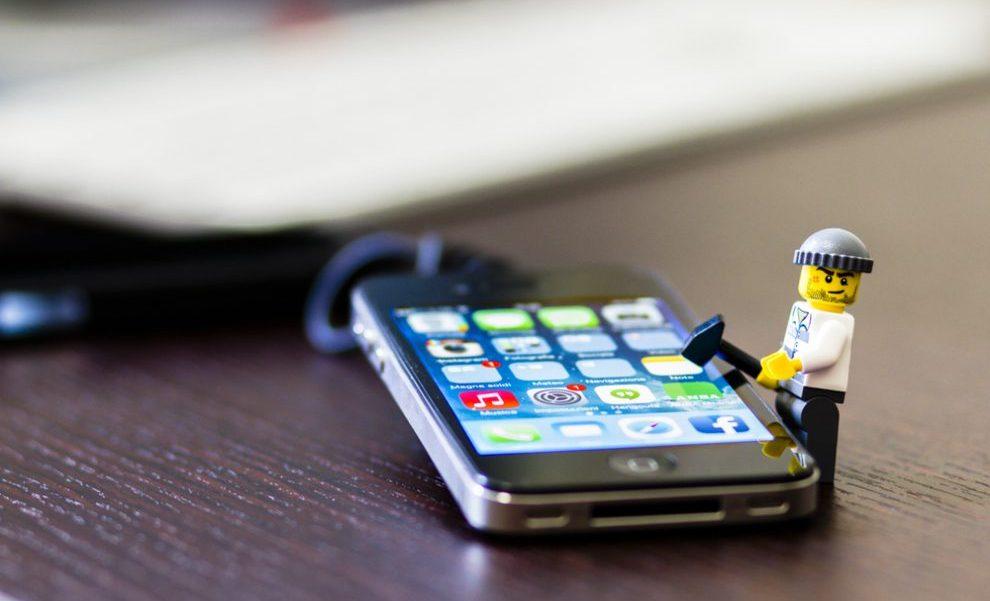 Smartphones - repair