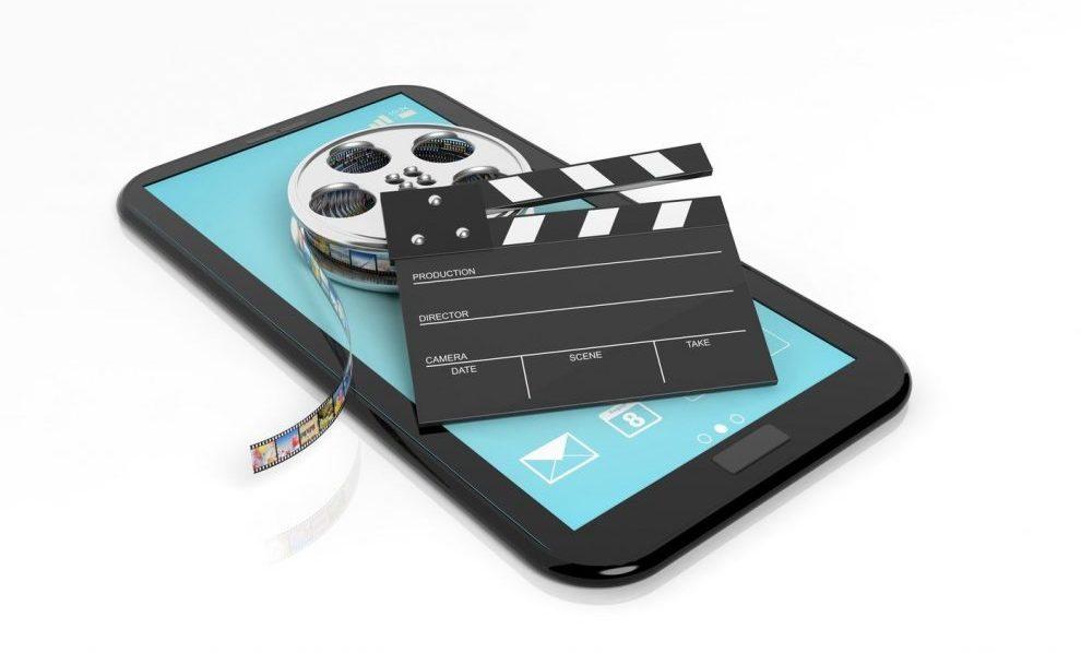 Resultado de imagen para cine hecho con celular