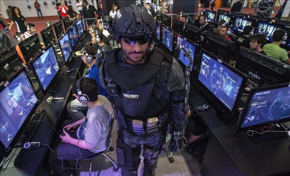 Realidad virtual - Brasil Game Show