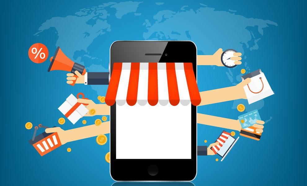 Apps - ecommerce