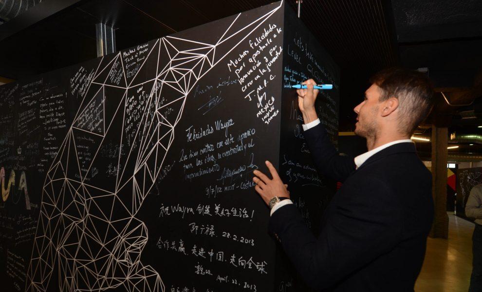 Rafael Nadal - Telefónica Open Future_