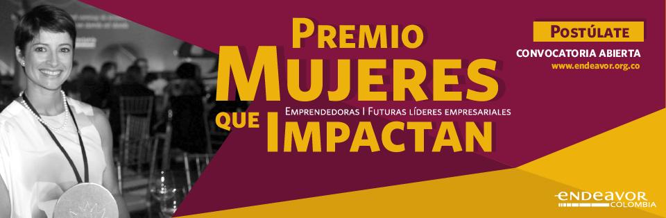 Premio Mujeres que Impactan