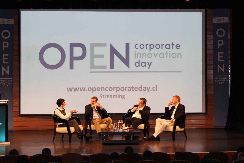 Innovación abierta - corporaciones - startups