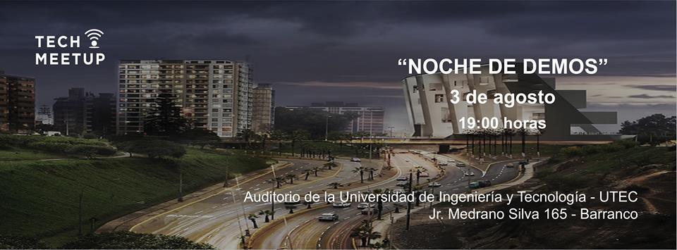 Perú Tech Meetup