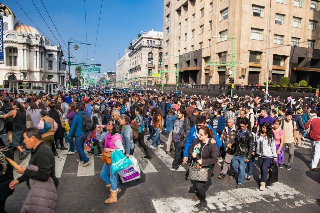 Ciudad de México - Blockchain
