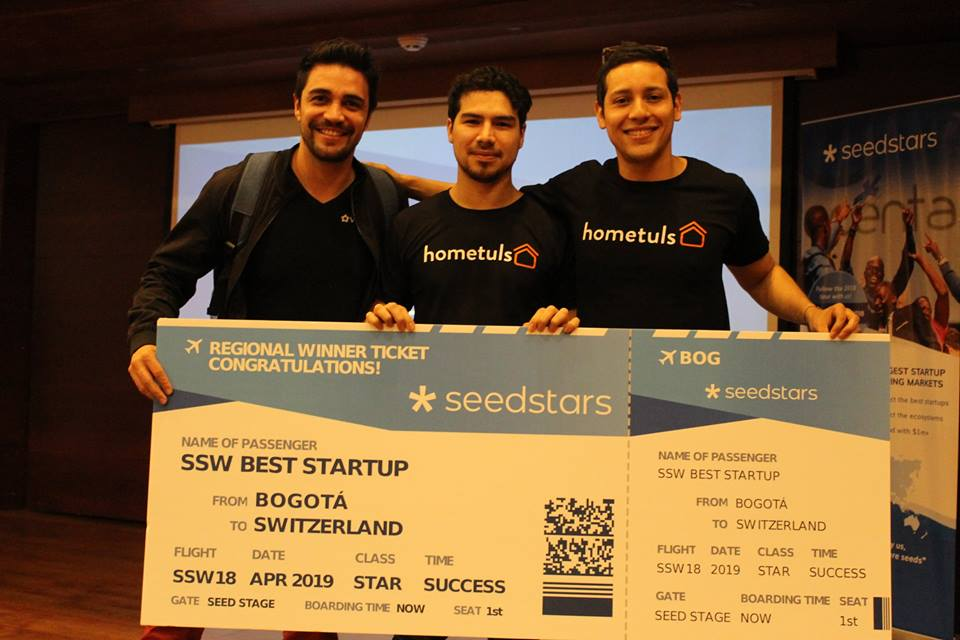 Hometuls - Seedstars